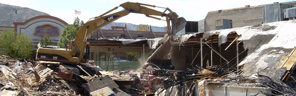 Demolition | UASI Corporate Facilities Management Services