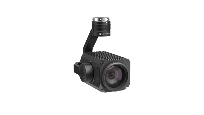 DJI Launches Aerial Zoom Camera