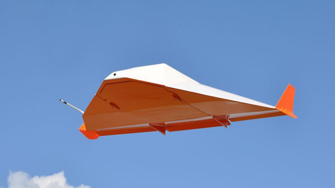 High-Altitude UAS Tests
