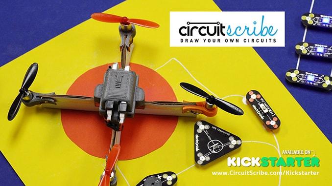 Circuit Scribe DIY Drone Kit