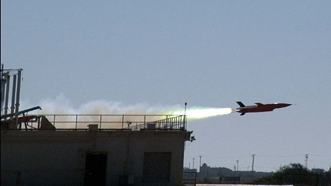 BQM-177A Subsonic Aerial Target Drone