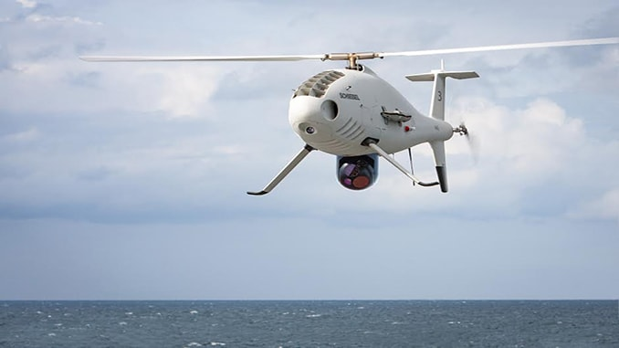CAMCOPTER® S-100 COMPLETES SUCCESSFUL QUALIFICATION