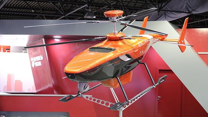 VRT-300 Arctic Supervision rotor drone More: http://tass.com/economy/956741