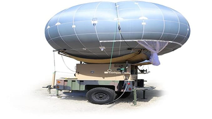 Drone Aviation Delivers Enhanced WASP Tactical Aerostat to U.S. Army