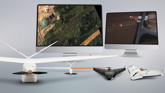 Delair And Frontier Precision Team Up To Offer Expanded Commercial UAS Services In US