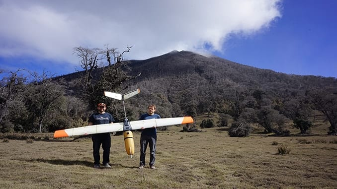 Black Swift Technologies and NASA's Jet Propulsion Laboratory (JPL) Demonstrate Effective Use of Small Unmanned Aircraft System (sUAS) for Advanced Volcano Research