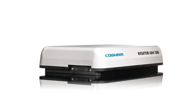 Cobham SATCOM Tiny AVIATOR UAV 200