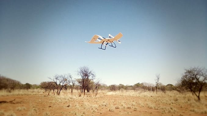 UAVenture and Wingcopter Successfully Trial the Hybrid VTOL Mapping System in South Africa