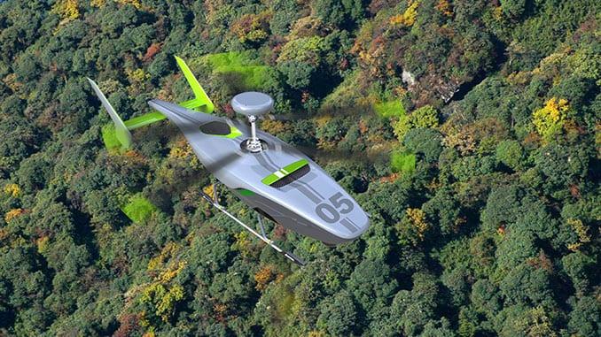 Russian Helicopters Begains Flight Testing Of VRT300 UAV