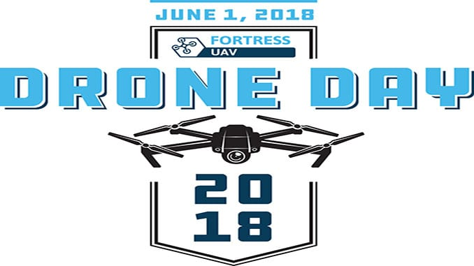 Fortress UAV Will Host Drone Day Event with DJI, CyPhy Works, Intel and Yuneec
