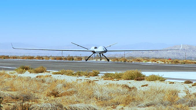 USAF Completes First Auto-Land Using MQ-9 BLOCK 5