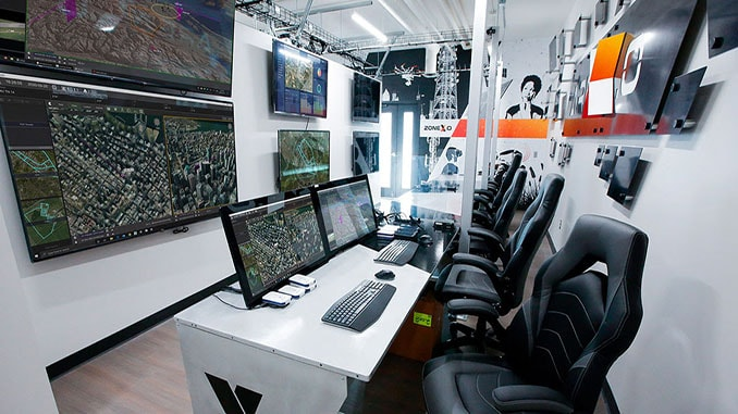 Kongsberg Geospatial and Area X.O Deploy Situational Awareness Command Centre for Unmanned Systems