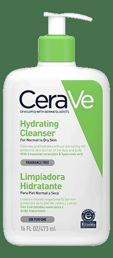 CeraVe溫和保濕潔膚露