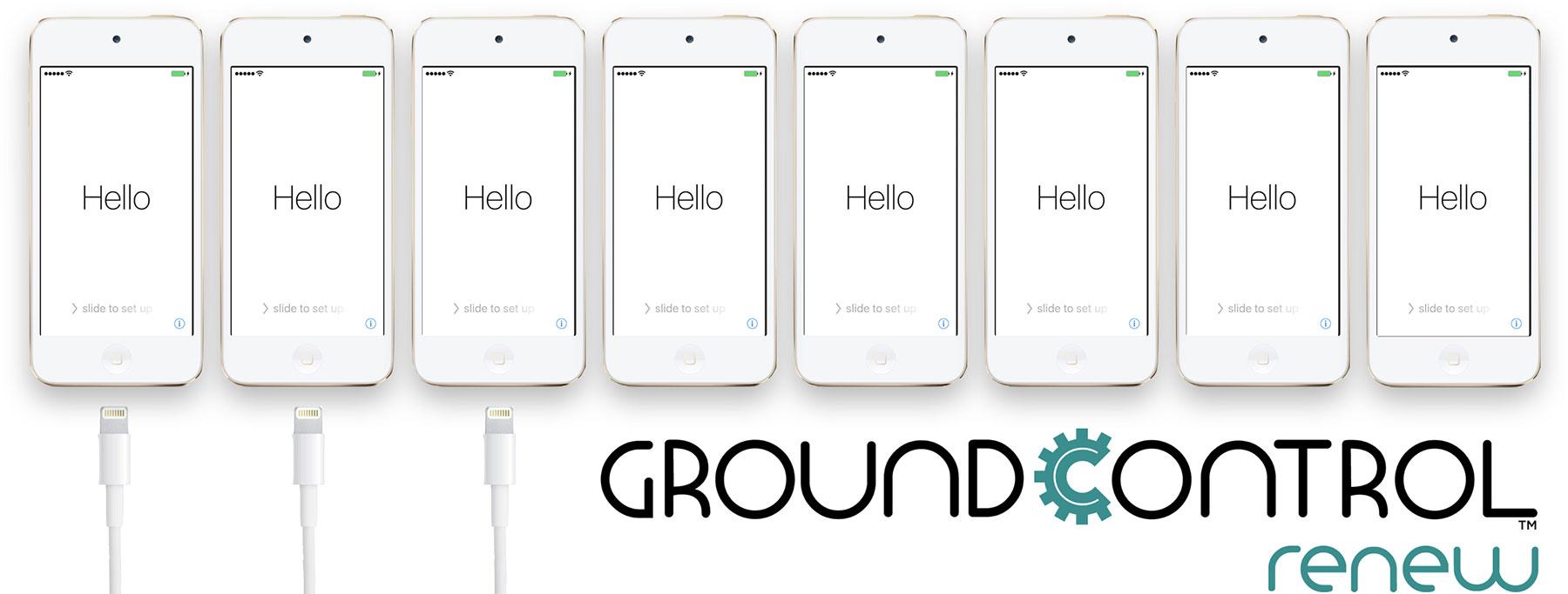 Renew: iPhone Refurbishment Software