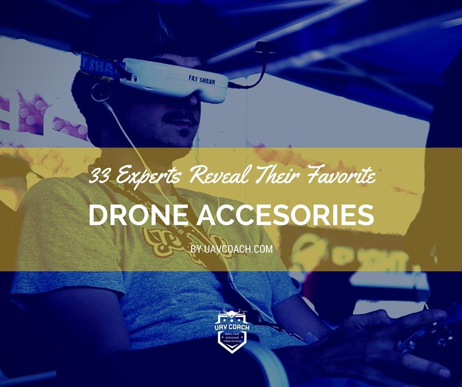 Top Drone Accessories