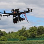 octocopter agricultural research