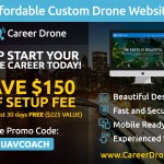 custom drone website
