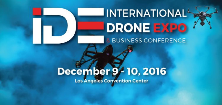 international drone expo ide drone conference