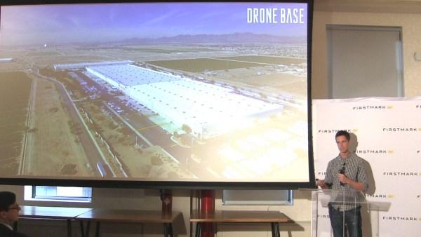 Dan Burton DroneBase CEO