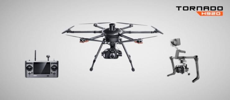 Yuneec H920 Drone