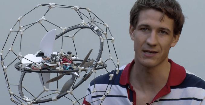 flyability gimball rescue drone