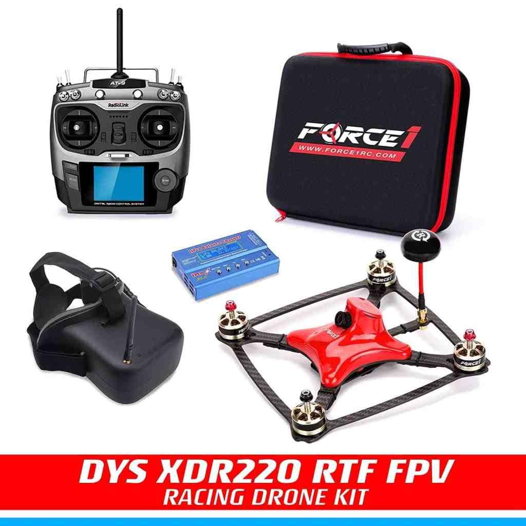FPV drone racing kit
