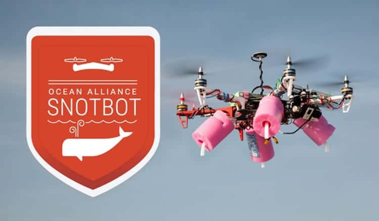 SnotBot-drone