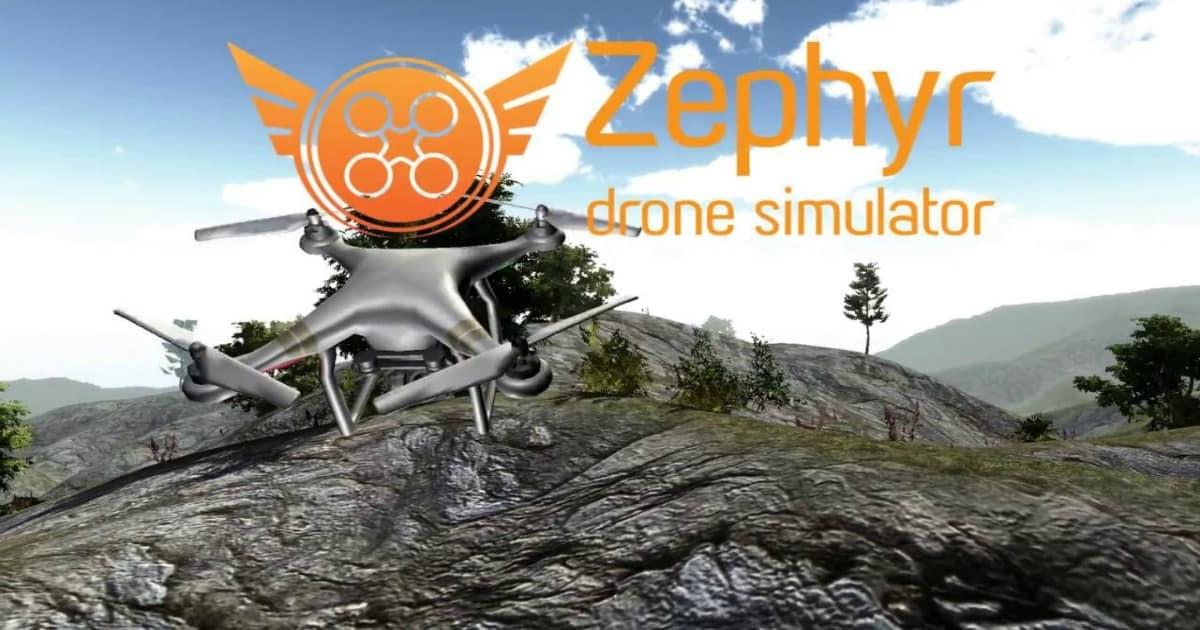 zephyr-drone-simulator