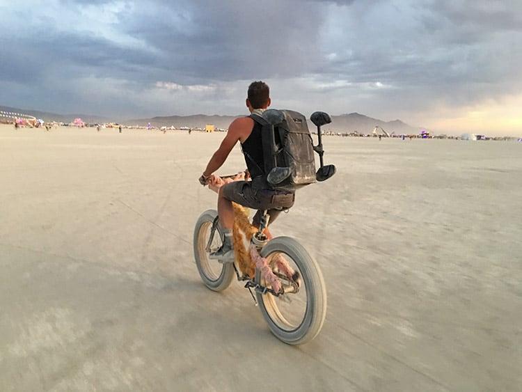 bike-burning-man