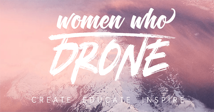 women-who-drone