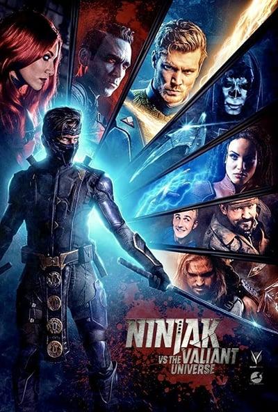 Ninjak promo poster