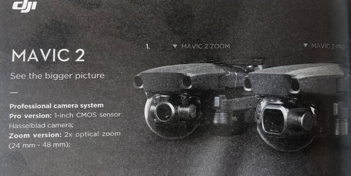 Mavic 2 Leak