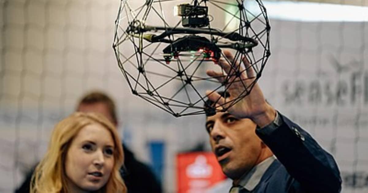 The Commercial UAV Show London
