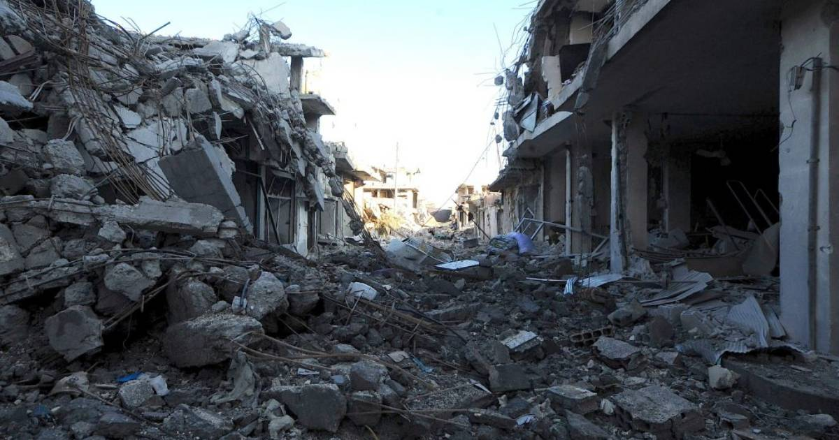 Syria - Gail Orenstein
