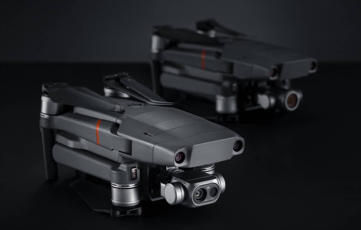 DJI Officially Announces Mavic 2 Enterprise Dual With ...