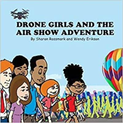 drone girls show book