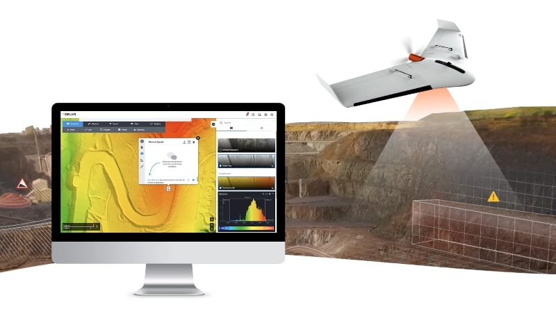 delair.ai drone data software