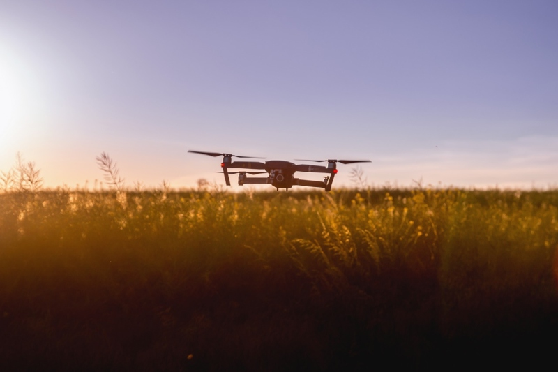 Agriculture Drones: Drone Use in Agriculture and Current Job