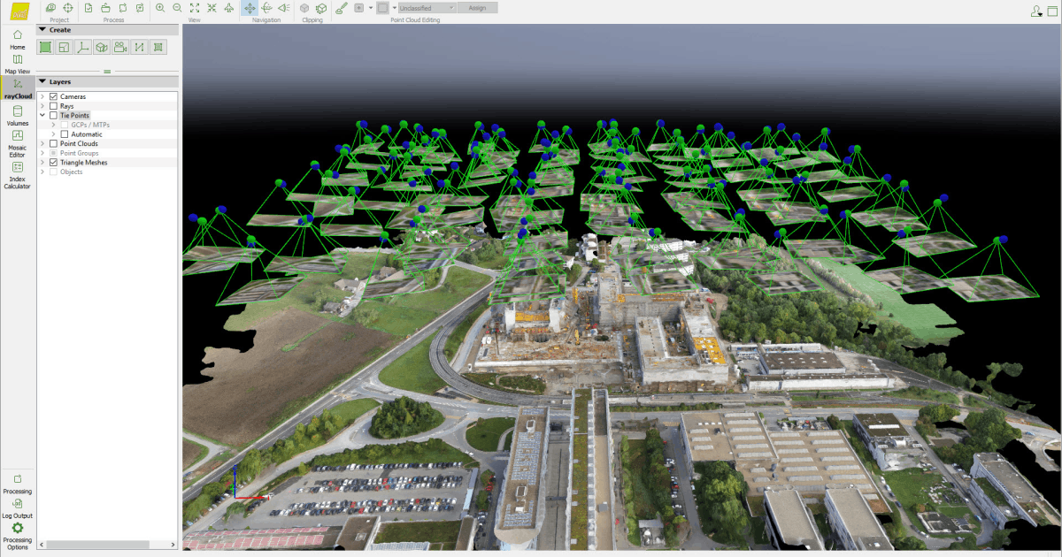 Photogrammetry Software For Professional Drone Pilots