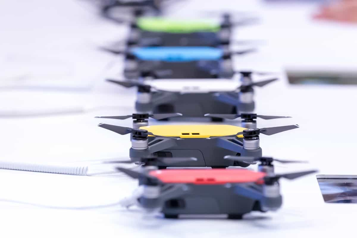 DJI FPV Drone Racing