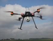 An Onyxstar Fox-C8_XT Commercial UAV.