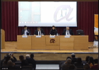 "Videos form the Conference ""Climate Change: A view from Catalonia"""