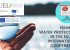 Seminar: Water protection in the UE and international cooperation (2020-2021 Edition)
