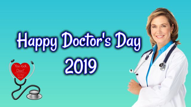 Happy Doctors Day 2019 Images