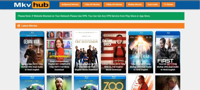 Best Site to Download Bollywood Movies