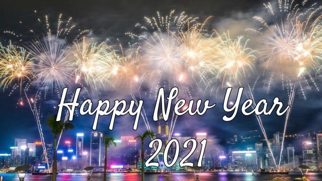 happy new year 2021 photo