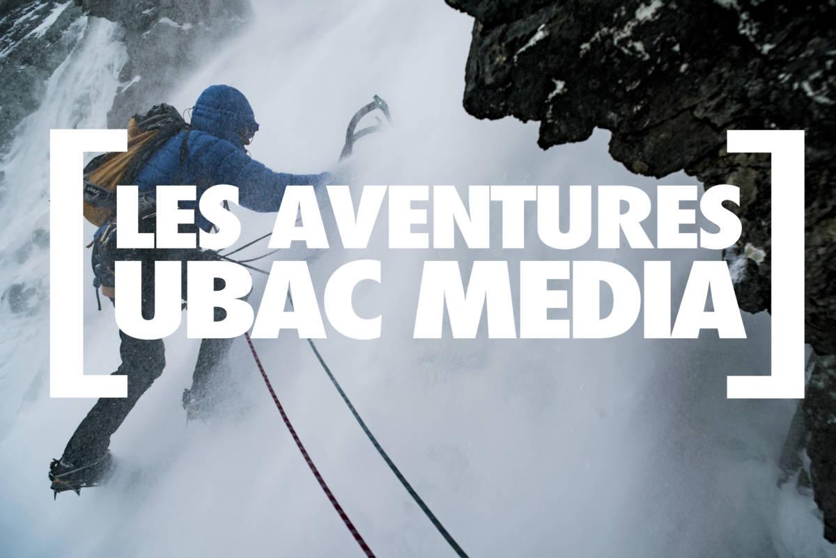 Les Aventures Ubac Media | Une sortie hivernale pas comme les autres.