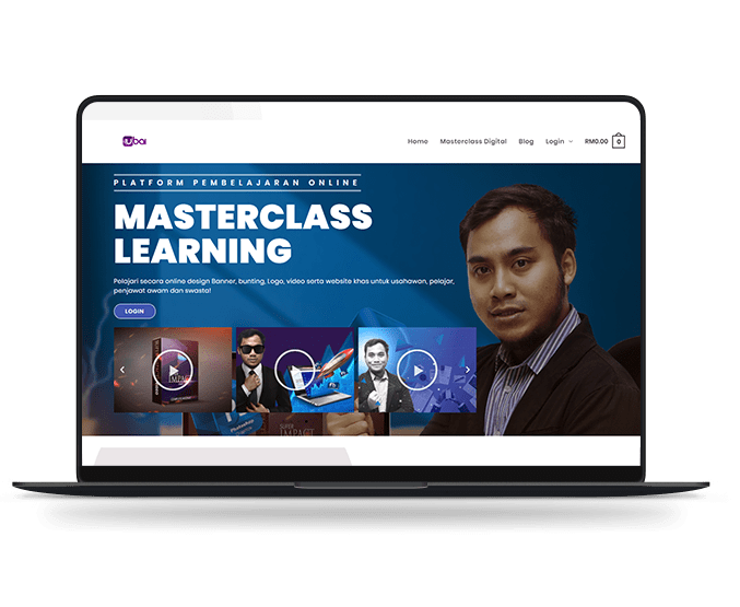 masterysuccess home page 10