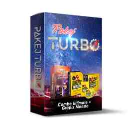 Pakej Turbo ( Graphic Monsta + Combo Package )