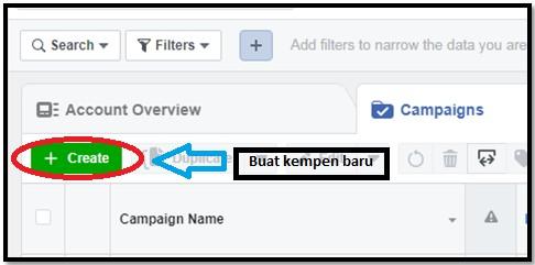 Cara-cara untuk setup messenger ads di Facebook 1